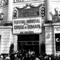 Festival Mondial du Cirque de Demain at the Cirque d'Hiver Bouglione, Paris 1990/photo: H. Schulz