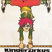 Kinderzirkus Tempodrom Berlin 1988